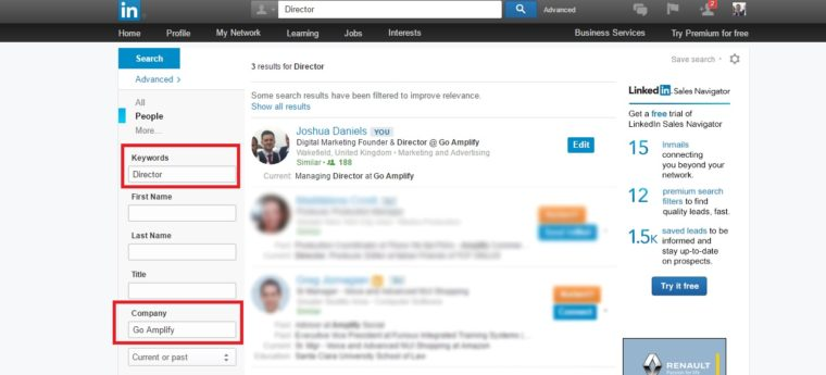 linkedin-advanced-sitesazan